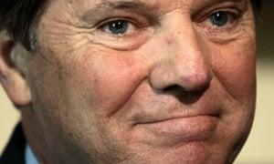 Former House Republican leader Tom Delay