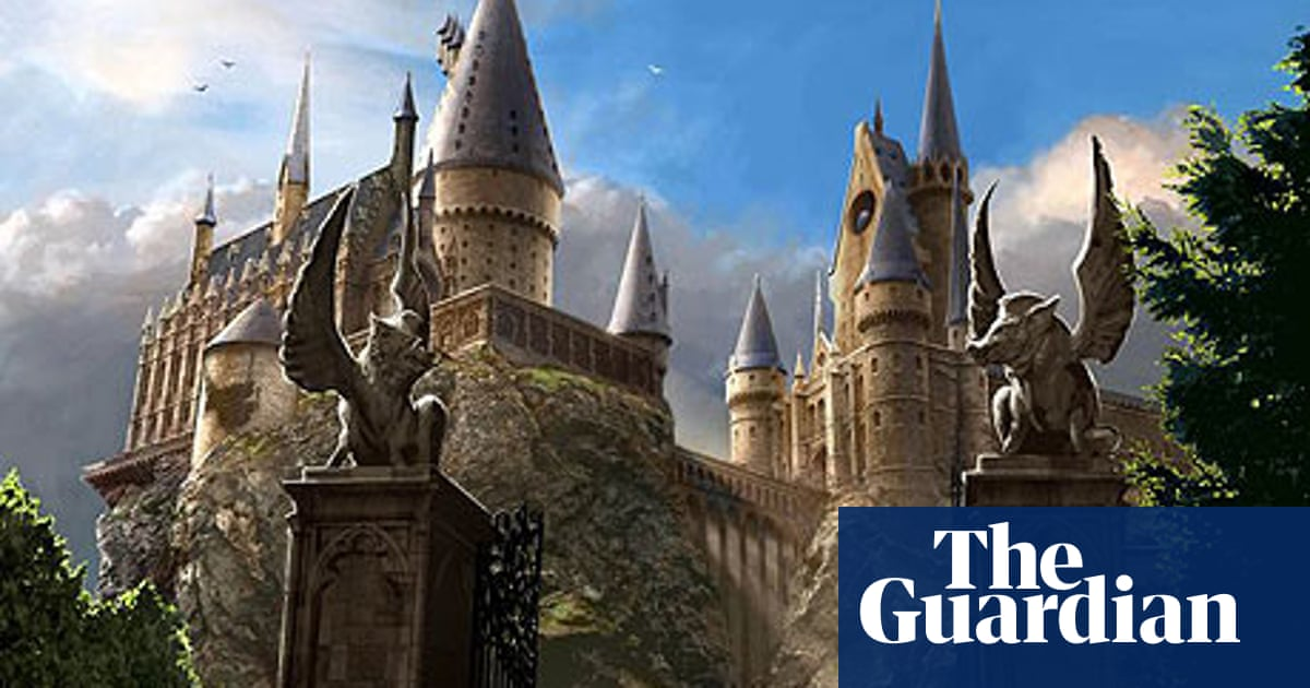 Harry Potter Theme Park In Florida To Open Next Spring Harry Potter The Guardian