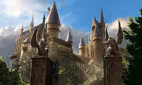 The Wizarding World of Harry Potter will open next year in Orlando, Florida.