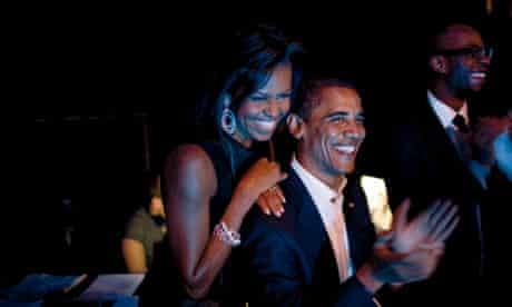 Barack Obama - concert