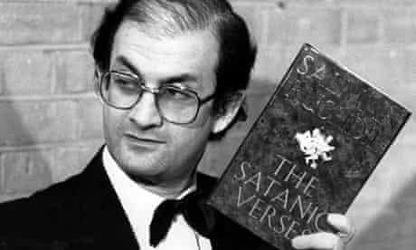 Salman Rushdie wins the 1988 Whitbread Award