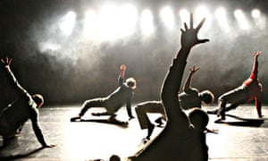 Shechter's choreography Uprising