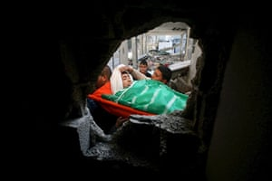 Gallery Gaza: Hamas militant funeral in the northern Gaza Strip