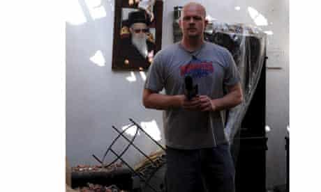 Joe the Plumber reports from Sderot