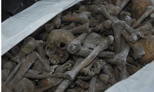 Remains Of 1 800 German Civilians Found In Wartime Mass