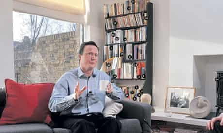 David Cameron home