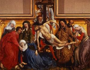 Gallery prado on google earth : The Descent from the Cross by Rogier van der Weyden