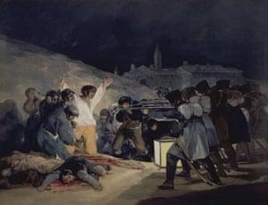 Gallery prado on google earth : The Third of May, 1808 by Francisco Jose de Goya y Lucientes