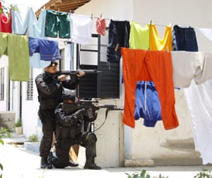 Gallery City of God: Rio Favela Conquered by Police