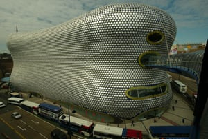 Selfridges at the Bullring in Birmingham