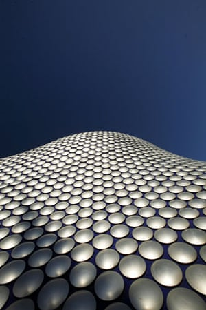 Jan Kaplicky: The Selfridges store in Birmingham