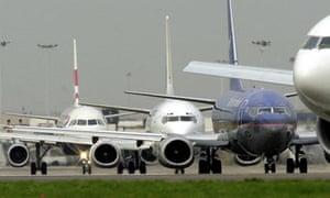 AIR Heathrow/Queue