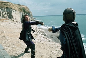 Gallery Patrick McGoohan: The Man in the Iron Mask