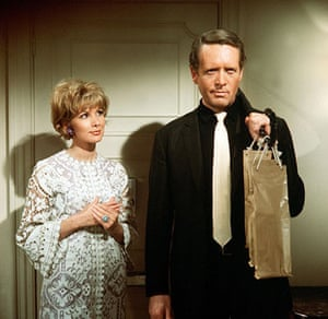Gallery Patrick McGoohan: Danger Man - Are You Going to be More Permanent?
