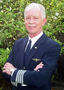 US Airways pilot Chesley Sullenberger