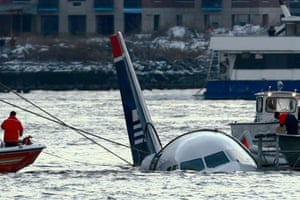 Gallery Hudson river plane crash: US Airways Passenger Jet Crashes Into Hudson River