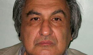 Farhad Hakimzadeh was given two years' jail for cutting out pages from priceless library books
