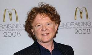 Mick Hucknall, What I see in the mirror, Weekend, 17.01.2009