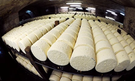 Roquefort cheeses