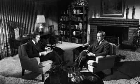 Richard M. Nixon;David Frost