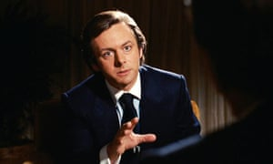 Michael Sheen, Frost/Nixon film
