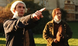 Steve Coogan and Rob Brydon in Tristram Shandy: A cock and bull story