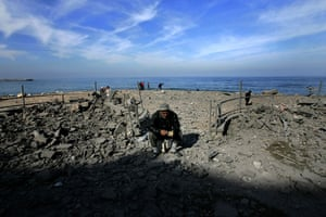 Gallery Gaza then and now: Israel Increases Military Actions Within Gaza Strip