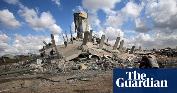 Gaza: now and then   World news   The Guardian