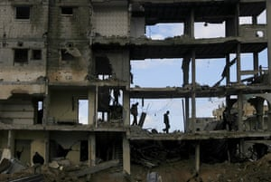 Gaza: now and then | World news | The Guardian
