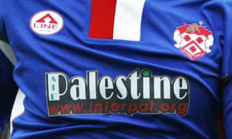 Kettering Town's Palestine Aid