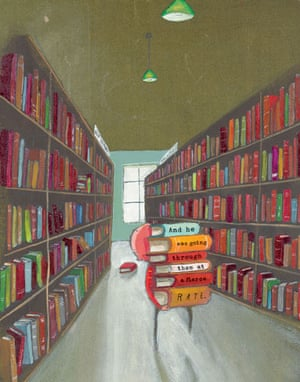 Gallery Oliver Jeffers: The Incredible Book Eating Boy