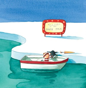 Gallery Oliver Jeffers: Lost and Found