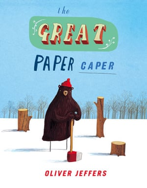 Gallery Oliver Jeffers Great Paper Caper