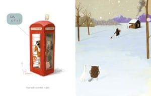 Gallery Oliver Jeffers: The Great Paper Caper