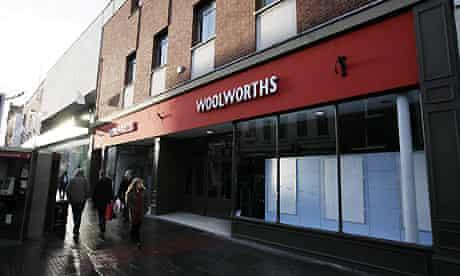 Woolworths Shrewsbury