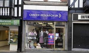 Cancer Research Shrewsbury