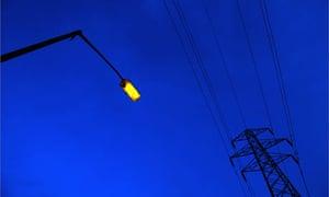 Blackout or street light