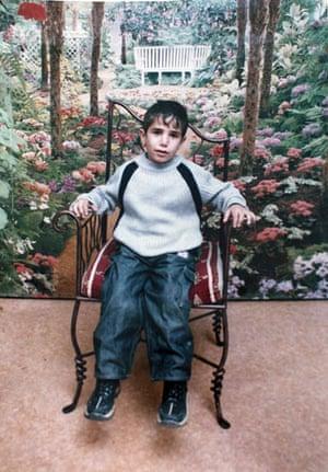Gallery child victims in Gaza: Mohammad Abu Eisha