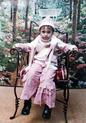 Gallery child victims in Gaza: Ghaida Abu Eisha
