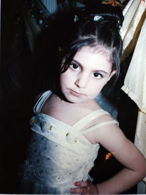 Gallery child victims in Gaza: Lina Hassan