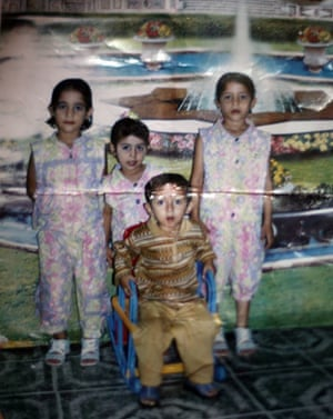 Gallery child victims in Gaza: Shahed Abu Sultan