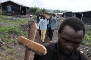 Gallery Laurent Nkunda  : Congolese refugees
