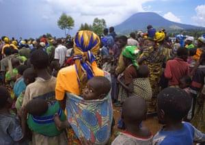 Gallery Laurent Nkunda  : Displaced people in DR Congo