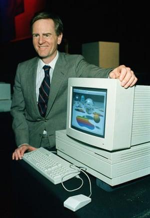Gallery Apple Mac 25 years: John Sculley