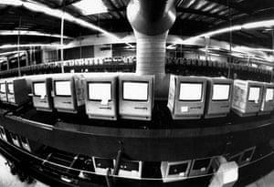 Gallery Apple Mac 25 years: Apple Macintosh computers manufacturing