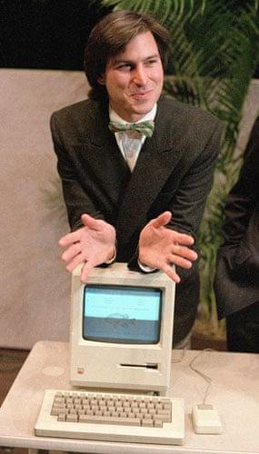 Gallery Apple Mac 25 years: Steve Jobs