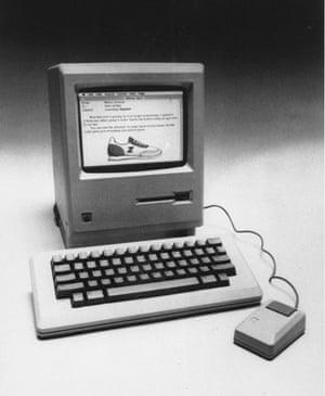 Gallery Apple Mac 25 years: Apple Macintosh 1984