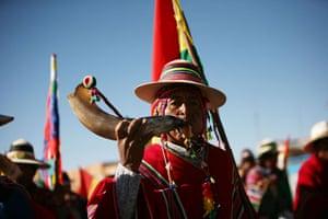 Gallery Bolivia: Bolivia Autonomy Referendum