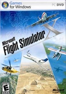 Flight Simulator box