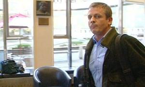 Philip Sessarego leaves BBC Newsnight interview